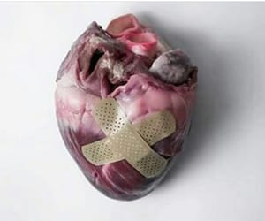band-aids and heart image