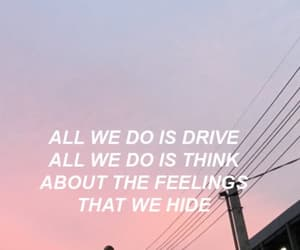 drive and halsey image