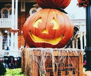 autumn, disney, and disneyland image