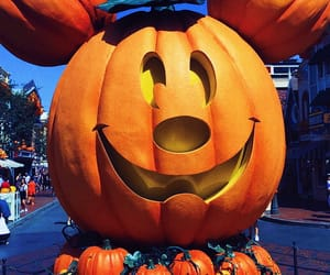 autumn, happines, and orange image