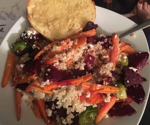 beets, carrots, and brussels image