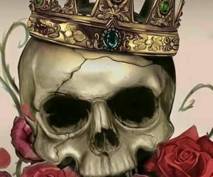 skull and king image