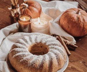 aesthetic, autum, and yummy image