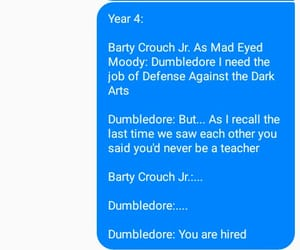dada, dumbledore, and harry potter image