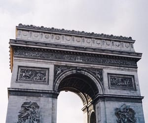 city, paris, and love image