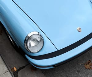 blue, cars, and porshe image