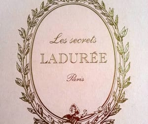 pink, paris, and laduree image