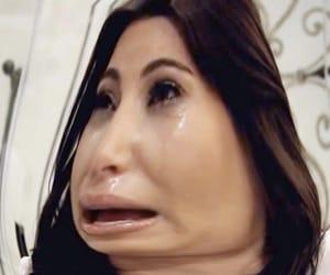 kim kardashian, mood, and reaction image