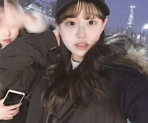 chuu, loona, and predebut image