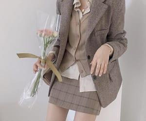 beige, fashion, and nonohon image