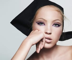 beauty, maquillaje, and belleza image