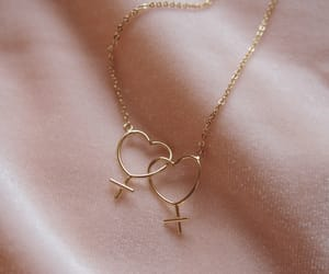 gold necklace image