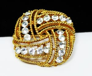 etsy, mid century, and classic jewelry image