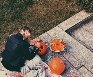 autumn, Halloween, and pie image