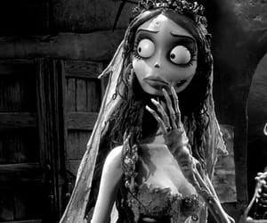 tim burton, corpse bride, and emily image