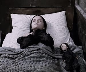 wednesday, wednesday addams, and addams image