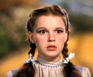 dorothy, Wizard of oz, and judy garland image
