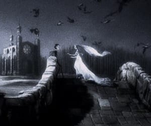 corpse bride and Halloween image