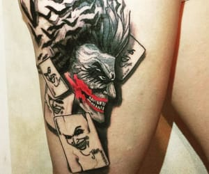 amazing, DC, and tattooedgirl image