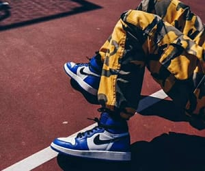 fashion, sneakers, and human race image