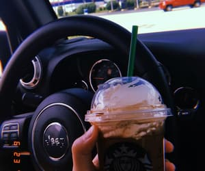 cam, car, and coffee image
