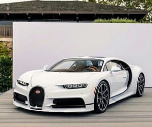 auto, bugatti, and car image