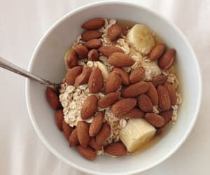 breakfast, food, and porridge image