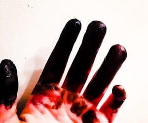dark, Halloween, and haunted image