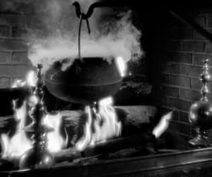 cauldron, gif, and Halloween image