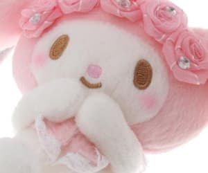 doll and my melody image