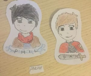 arthur, merlin, and dan image