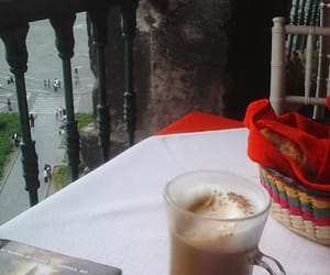cafe, libros, and lugares image