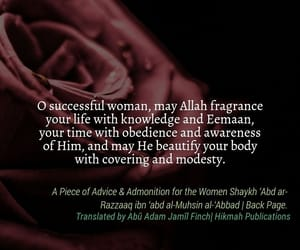 beauty, hijab, and taqwah image