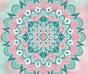 mandala, wallpaper, and colorful image