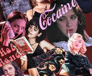 90s, Collage, and Mila Kunis image
