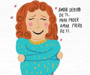 amor, chicas, and frases en español image