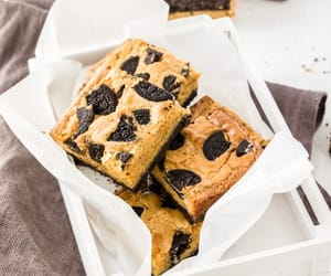 blondies, oreo, and cookies and cream image