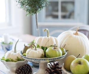 autumn, interiors, and country living image