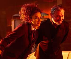 doctor who, john simm, and missy image
