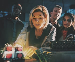 doctor who, the doctor, and thirteen image