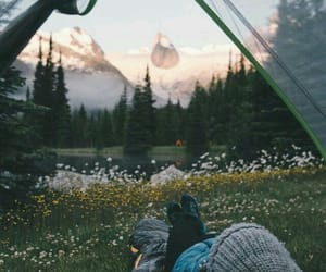 nature, travel, and camping image