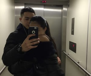 babe, mirror selfie, and cute image