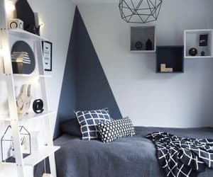 home, black, and room image