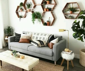 decoration, living room, and interior design image