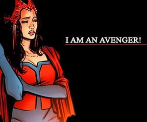 comic, Marvel, and header image