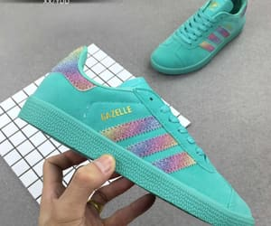 adidas, blue, and classic image
