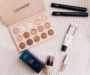 beauty, colourpop, and frank image