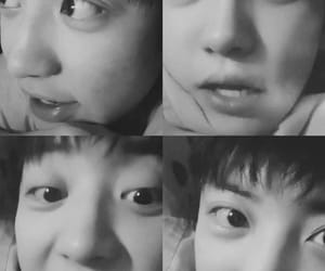 baby, cutie, and parkchanyeol image