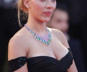 scarjo and Scarlett Johansson image