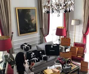 luxury, girl, and chanel image